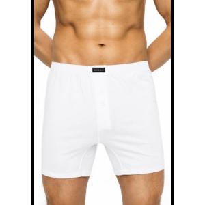 Боксеры мужские cotton MBX-001 Белый Rossli